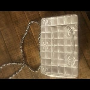 CHANEL Bags - Chanel Travel Ligne Medium Flap Bag